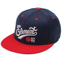 Element Cap Blue/Red