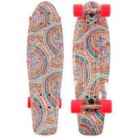 Naked Big Mamma Tatoo Deluxe Skateboard