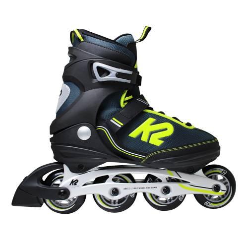 K2 Freedom 80 Alu Inline Rullskridskor Män