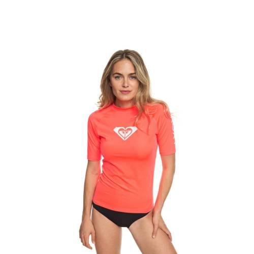 Roxy Whole Hearted - Short Sleeve UPF 50