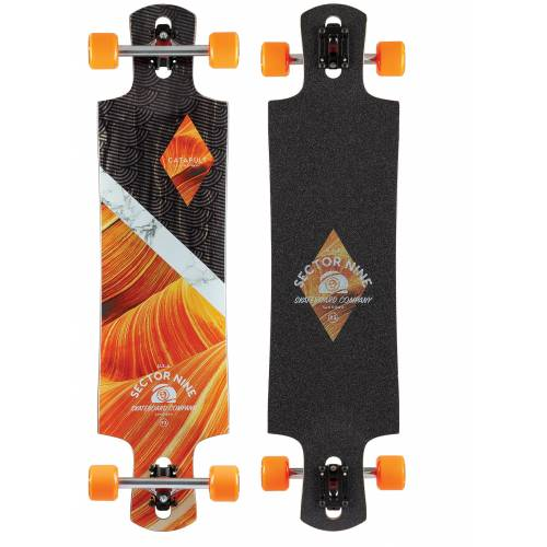 Sector 9 Canyon Catapult - 2. sortering