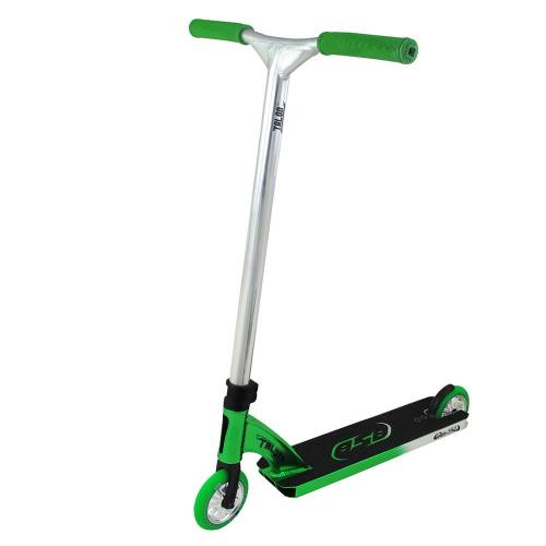 858 Talon MK-2 Spark Cykel - Green/Chrome